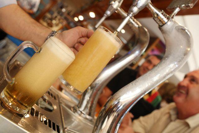 Cervecería y Marisquería La Marea