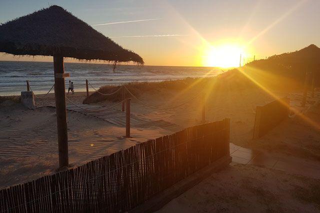 Playa del Camarón / Tres Piedras