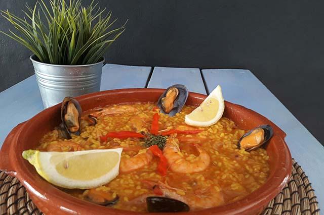 Restaurante La Tertulia
