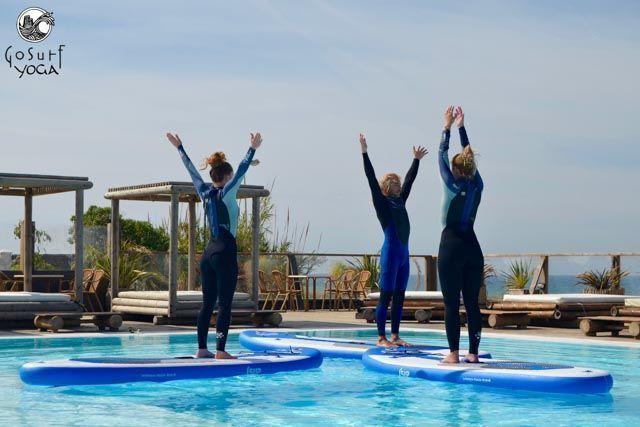 GoSurf and Yoga