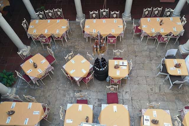 Mesón Patio Andaluz