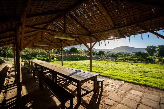 Albergue rural Algodonales