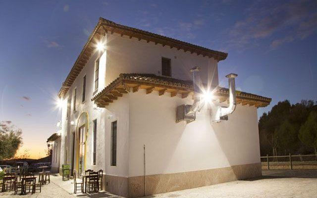 Alojamientos Puerta de la Sierra – Vía Verde de la Sierra