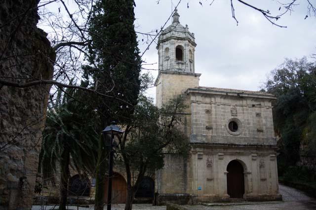 Convento Alcala del Valle