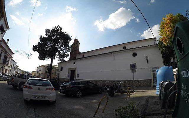 Iglesia Parroquial de Santa María de Guadalupe in El Bosque