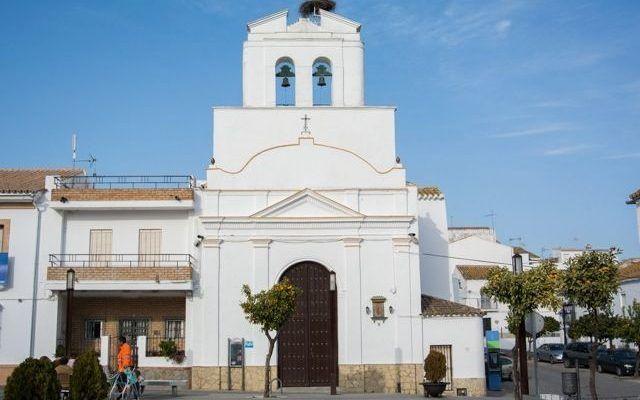Iglesia Parroquial de Santa María de Guadalupe in Algar