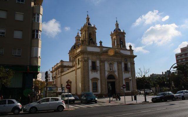 Iglesia de San Jose in Cadiz