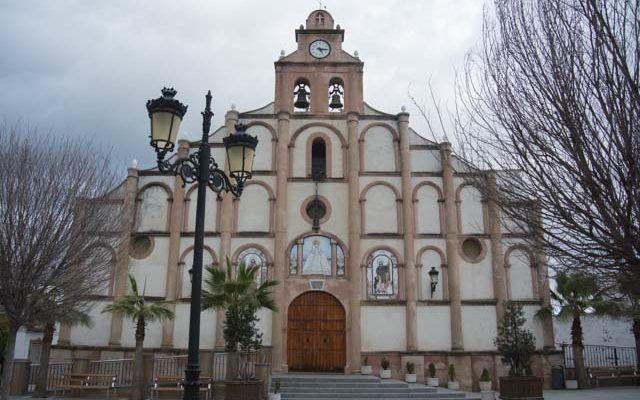 Iglesia Santa María del Valle