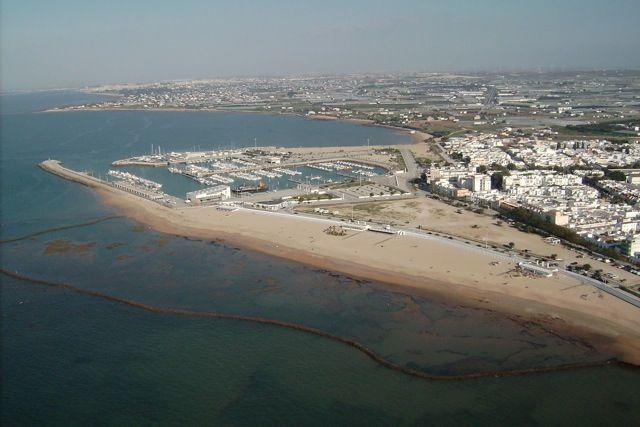 Playa de Cruz del Mar