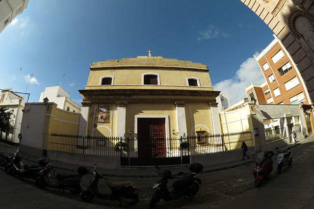 Parroquia del Santo Ángel Custodio