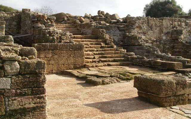 Yacimiento arqueológico de Carteia