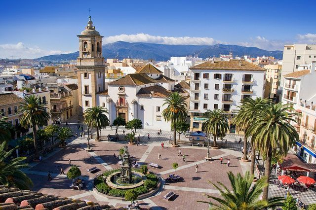 Algeciras, Ciudad en la Provincia de Cádiz