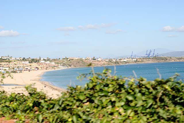 Playa Algeciras
