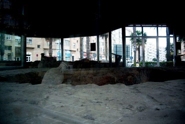 """Conjunto arqueológico """"Hornos Púnicos de Torrealta"""""""