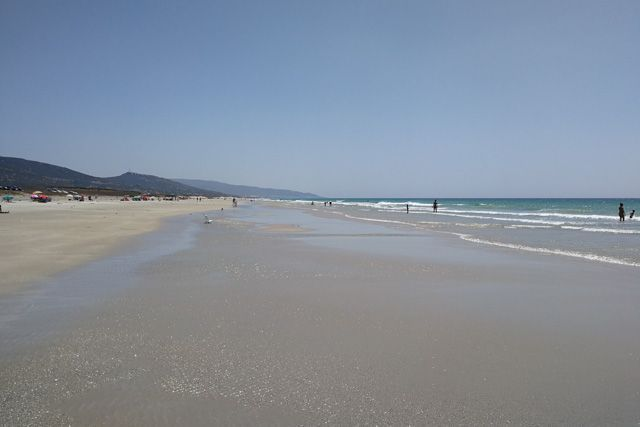 Playa de Cañillos / Botero