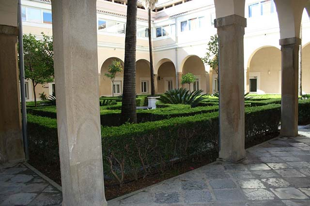 Antiguo Hospital Militar