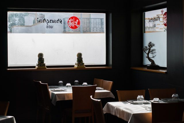Restaurante Shanghai 1968