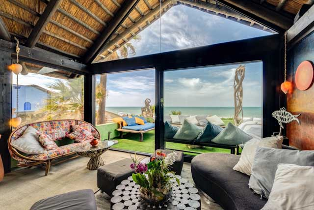 Restaurante Ajedrez Beach Club