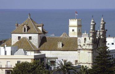 Iglesia del Carmen in Cadiz