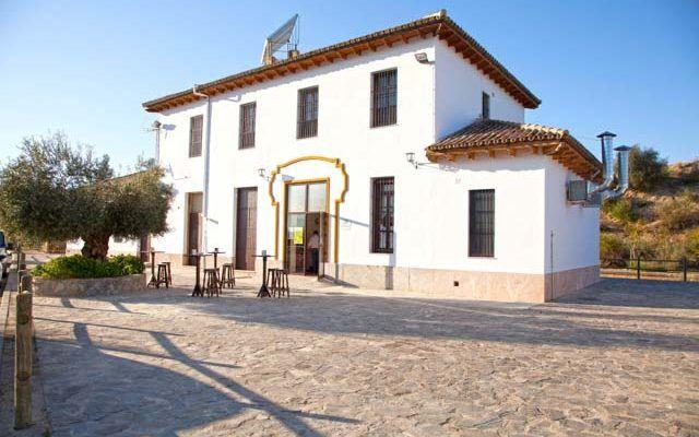 Restaurante Puerta de la Sierra – Vía Verde de la Sierra