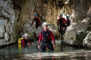 Discovery 8, Rafting, wandern uvm.