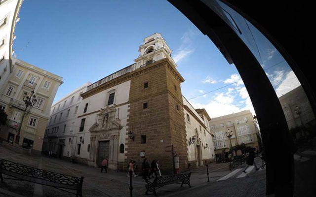Iglesia de San Agustín in Cadiz