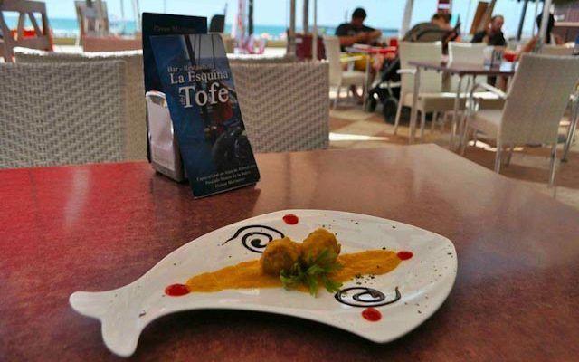 Restaurante la Esquina de Tofe