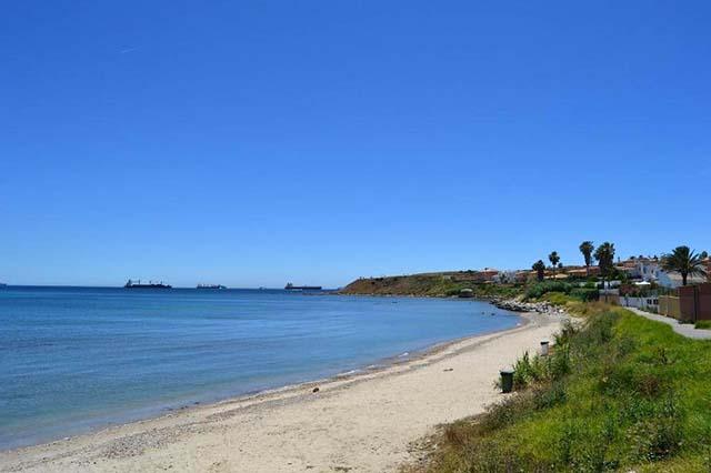 Playa de El Chinarral