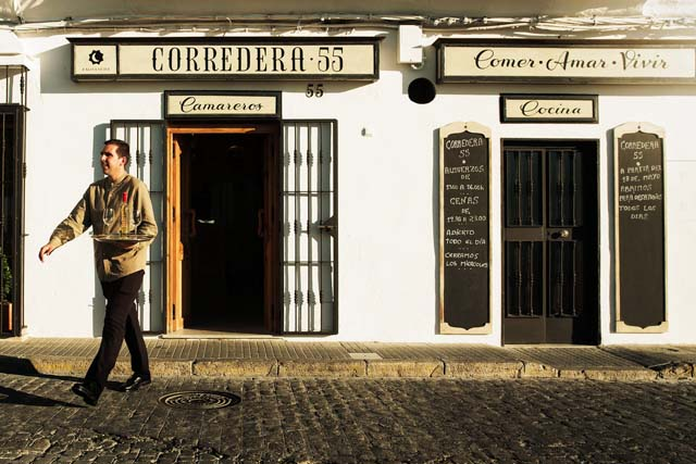Restaurante Corredera 55