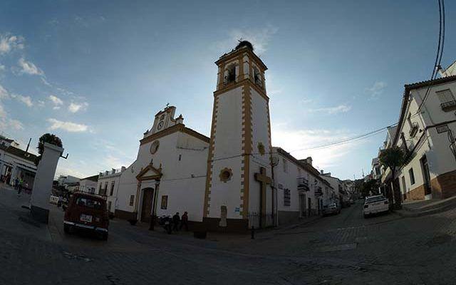 Iglesia Nuestra Señora del Carmen in Prado del Rey