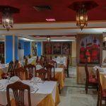 En el Restaurante Noor Mahal puedes disfrutar las mejores recetas de la cocina tradicional de la India junto al Parque Gonzalez Hontoria de Jerez de la Fra.