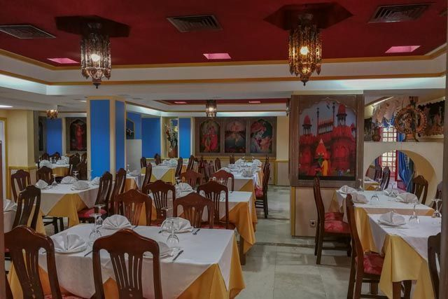 Restaurante Noor Mahal