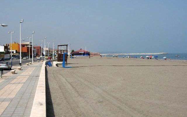 Playa de Levante – La Linea