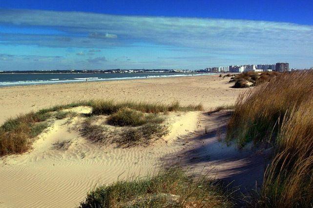 Playa de Levante – El Puerto