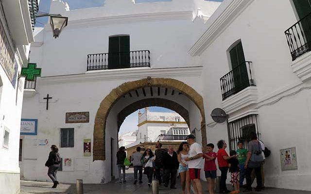 Puerta de la Villa, Conil