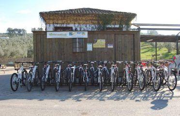 Sesca 09 Fahrradverleih