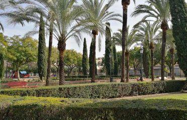 Jardines de la Buhaira