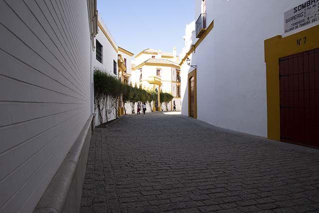 Paseo Plaza de Toros Sevilla