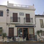 Bar Frasquito en Espera: Fachada y terraza