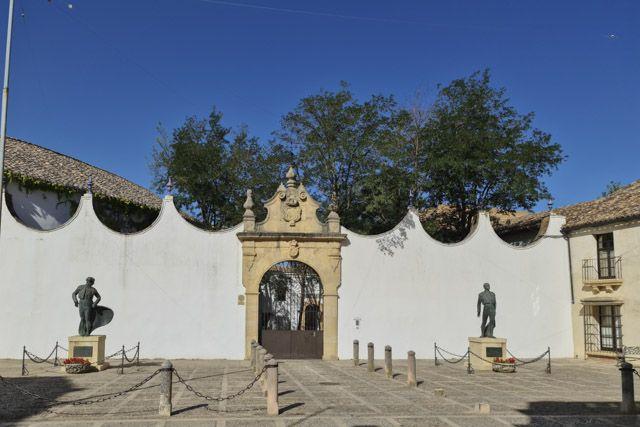 Ronda - Plaza de Toros de la Real Maestranza de Caballería de Ronda