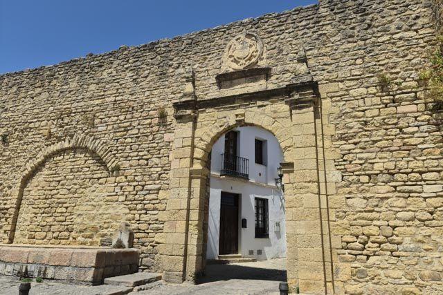 Ronda - Puerta de Almocábar 3